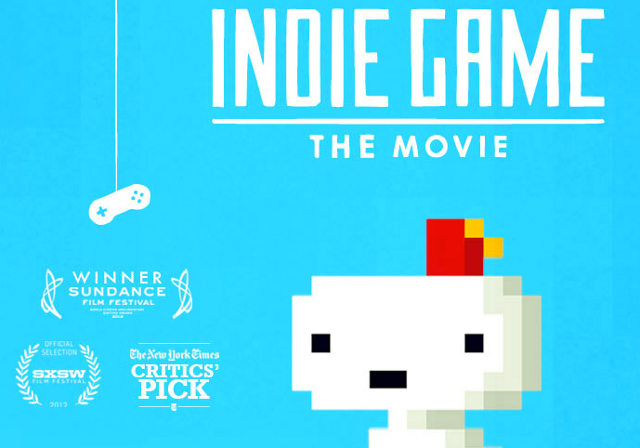 Indie Game: The Movie - promojuliste